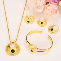<b>Wholesale</b> Eritrea <b>Gold Jewelry</b> for Resale - Group Buy <b>Cheap</b> ...