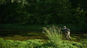 what does fly fishing mean to you the tug