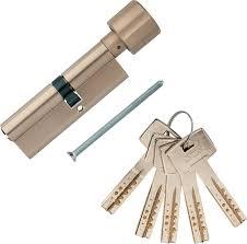 <b>Цилиндр</b> для замка ABUSM12R430 ключ/вертушка 50-40 (<b>90 мм</b> ...