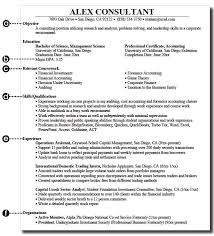 How to display coursework on resume FAMU Online