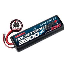 <b>Аккумулятор TEAM ORION</b> Rocket Sport LiPo 7.4В(2s) 3300mAh ...