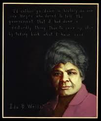 Ida B. Wells | Americans Who Tell The Truth