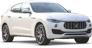 Listino <b>Maserati Levante</b> prezzo - scheda tecnica - consumi - foto ...