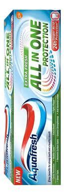 <b>Зубная паста All</b>-in-<b>One Protection</b> Extra Fresh 75мл Aquafresh ...
