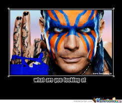 Jeff Hardy by jason.mota.165 - Meme Center via Relatably.com