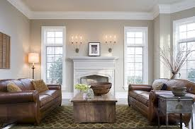 tags traditional living room crown  tags traditional living room with wall sconce crown molding west midd