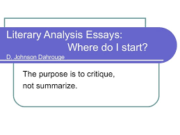 images about literary analysis essay on pinterest  common  literary analysis essays djd