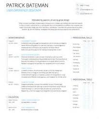 best resume font color   example good resume templatebest resume font color