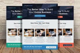 promotion marketing flyers flyer templates on creative market marketing flyer template