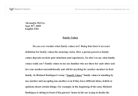 value of family essay  custom paper academic service value of family essay