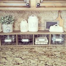 dishy kitchen counter decorating ideas: sharing this little shelf in my kitchen for the lovely ladies