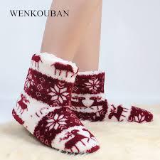 Slippers For Women Winter <b>Furry Slides</b> Women House Slippers ...