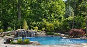 Small Picture Pool Landscape Design Luxury Pool Designs Nj Pool Landscape