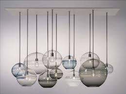 blown glass pendant lights design blown glass pendant lights