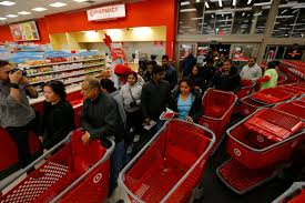 target reports strong start to black friday weekend online and in target ceo brian cornell at jersey city target cpany118