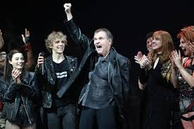 <b>Meat Loaf</b> Joins '<b>Bat</b> Out of Hell' Broadway Cast Onstage: Watch ...