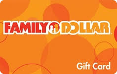 Buy Family Dollar Gift Cards | GiftCardGranny