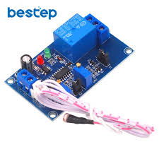 <b>Photosensitive Resistance Sensor</b> Relay Module 5V/12V/24V Light ...
