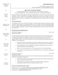 10 sous chef resume objective sample chef resume objective