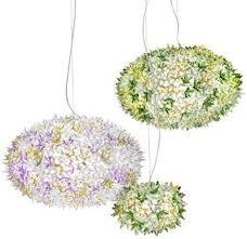 bloom bloom lamp gold ferruccio laviani