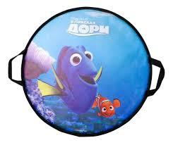 Купить <b>ледянка</b> детская 1 Toy <b>Disney</b> Finding Dory круглая <b>52 см</b> ...