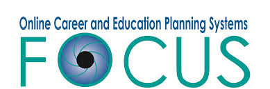 career center focus logo