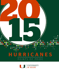 points of pride by university of miami issuu points of pride 2015