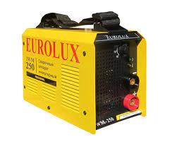 <b>Сварочный аппарат инверторный IWM250</b> Eurolux. Сварочные ...