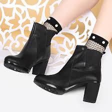 <b>Ботинки Carmela</b> 65841 black – Испания, черного цвета ...