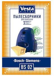 <b>Vesta</b> filter Бумажные <b>пылесборники</b> BS 02 — купить по выгодной ...