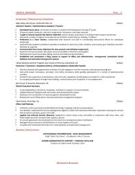 security specialist resume it security specialist resume
