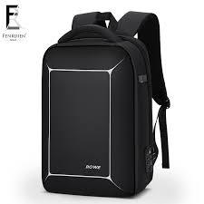 FRN <b>Men Backpack Multifunction</b> USB 15 Inch Laptop Mochila ...