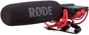 Купить <b>микрофон Rode VideoMic Rycote</b> (Black) в Москве в ...