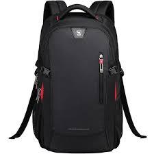 <b>OIWAS School Bags</b> 14 inch Laptop Backpacks Waterproof Nylon ...
