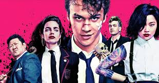 Deadly Class Soundtrack - S1E1: Pilot | Tunefind