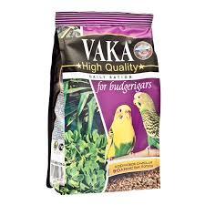 <b>ВАКА High Quality корм</b> для волнистых попугаев