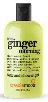 <b>Гель для душа</b> Бодрящий имбирь / One ginger morning <b>bath</b> ...