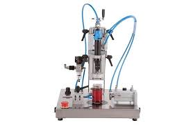 <b>Pneumatic Capping Machine</b>