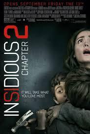 nỗi ám ảnh trở lại – Insidious Chapter 2