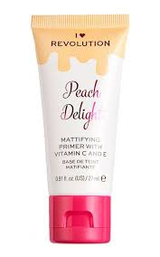 <b>Праймер</b> I <b>HEART</b> MAKEUP Peach Delight Mattifying Primer With ...