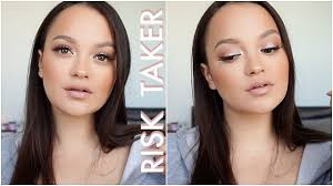NATURAL GLAM! feat. <b>MAC Girls Risk</b> Taker Palette - YouTube