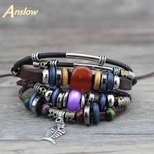 Anslow 2017 New Arrival Fashion <b>Jewelry Vintage Punk</b> Rock Style ...