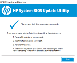 HP Consumer <b>Notebook</b> PCs - <b>Updating</b> the BIOS (Basic Input ...