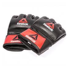 <b>REEBOK Перчатки</b> для <b>MMA</b> Combat Leather Glove RSCB ...