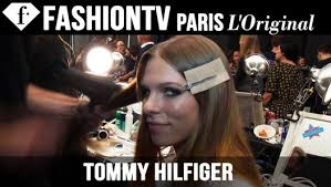 <b>Tommy Hilfiger</b> Spring/<b>Summer 2015</b> Hair & Makeup | New York ...