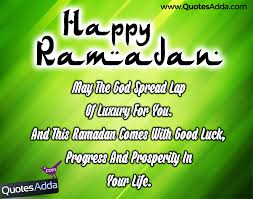 2015 Ramadan Quotes and Good Luck Messages | QuotesAdda.com ...