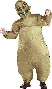 <b>Inflatable</b> Oogie Boogie The Nightmare Before <b>Christmas Halloween</b>