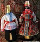 Как сделать куклу в русском народном костюме