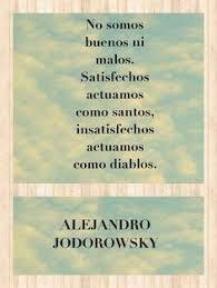Resultado de imagen para alejandro jodorowsky frases
