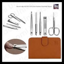 Xiaomi <b>Huohou</b> Manicure <b>Nail Clippers</b> Stainless 5Pcs/<b>Set</b> | Shopee ...
